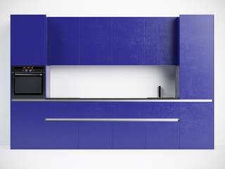Кухонные гарнитуры:  в . Автор – студия визуализации и дизайна интерьера '3dm2', Минимализм