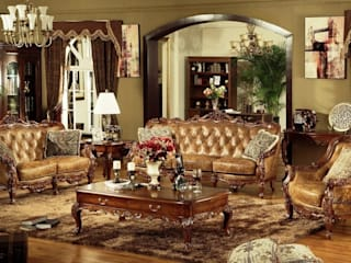 A Touch of Classic Designs Locus Habitat Living roomSofas & armchairs