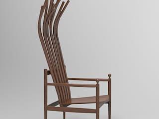 Art Furniture Project: Ryu Jong dae의 현대 ,모던