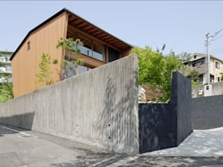住吉山手の家: H+M アトリエが手掛けた家です。,オリジナル