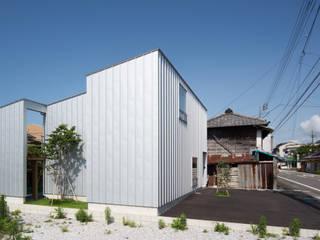 Zig Zag Moderne Häuser von キリコ設計事務所 Modern