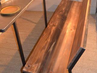 Assises, chaises, bancs, tabourets par Hewel mobilier Industriel