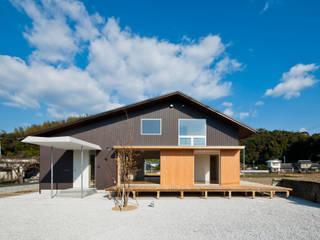 トトロ 外観: キリコ設計事務所が手掛けた家です。