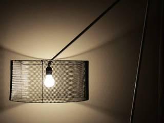 monoblok design & interiors – Mesh Lamp:  tarz