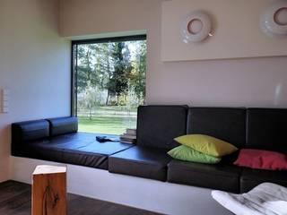 Architekten Lenzstrasse Dreizehn Living room