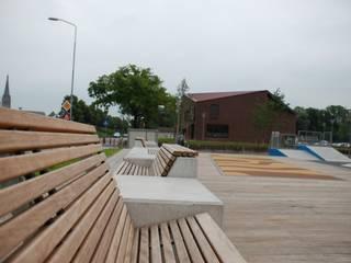 Producten ontwerp: modern  door Buro Topia stads- en landschapsontwerp, Modern