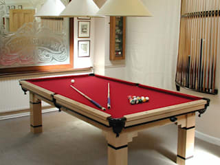 The Walton Table HAMILTON BILLIARDS & GAMES CO LTD Sala da pranzoTavoli