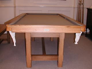 Lindo Pool/Snooker Convertible Dining Table HAMILTON BILLIARDS & GAMES CO LTD Sala da pranzoTavoli