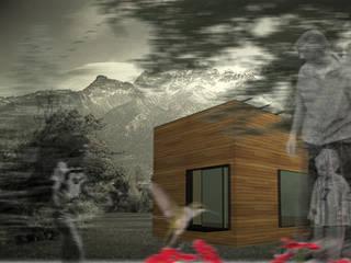 CONCORSO DI IDEE: CASA IN LEGNO DEL FUTURO_2012 di MirraToscano Architetti