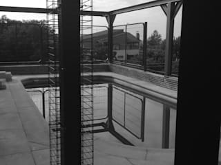 VIVIENDA UNIFAMILIAR INDUSTRIALIZADA, MODULAR Y RECICLABLE: Casas de estilo  de ARQUITECTURA ARTEYVIDA