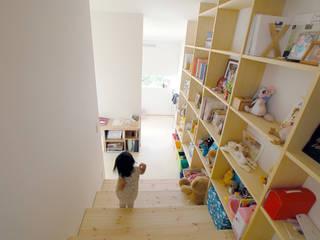 チャイルドコーナー: ARCHIXXX眞野サトル建築デザイン室が手掛けた子供部屋です。