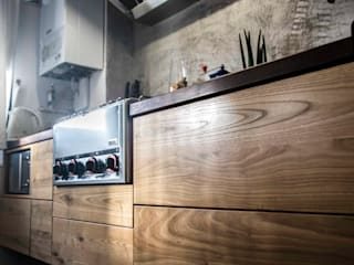 thesustainableproject Industrial style kitchen