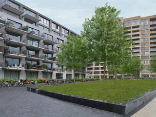 Andreas Ensemble Amsterdam van aksis landschapsarchitecten