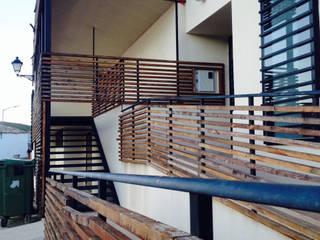 Houses by Estudio de Arquitectura Arte y Vida de Patricia Huerta arquitecto