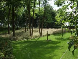 Begraafplaats Orthen van aksis landschapsarchitecten