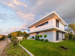 opEnd house - Einfamilienhaus in Lorsch Moderne Häuser von Helwig Haus und Raum Planungs GmbH Modern