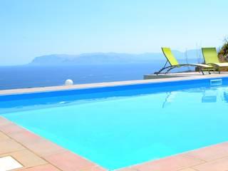 Olympic Italia Costruzioni Piscine SPA - di Gabriele Lodato Modern pool