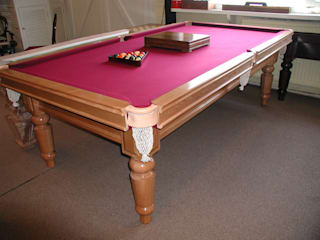 Watler Snooker/Pool Table HAMILTON BILLIARDS & GAMES CO LTD ComedorMesas