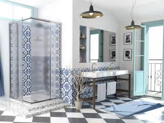 RedLab Digitalarts Baños de estilo clásico
