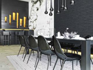Modern dining room by ILKIN GURBANOV Studio Modern