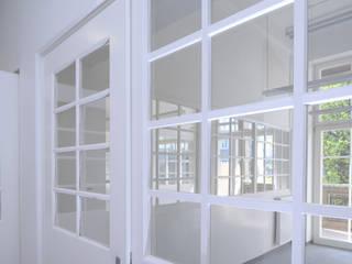 Sanierung und Wiederherstellung historischer Raumteiler:  Krankenhäuser von Architekt Adrian Tscherteu