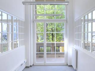 Sanierung und Wiederherstellung historischer Krankenräume:  Krankenhäuser von Architekt Adrian Tscherteu