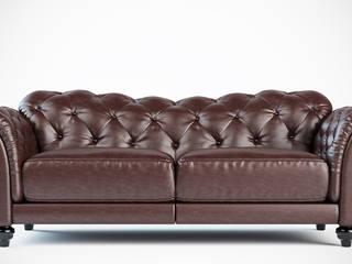Английская мебель:  в . Автор – студия визуализации и дизайна интерьера '3dm2', Классический