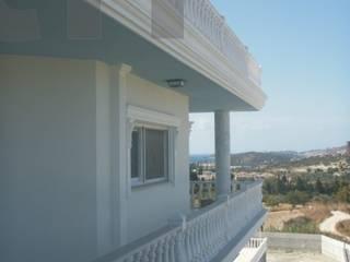 BAHÇE DEKOR Beton Bahçe Elemanları ve Gıda San. Tic. Ltd. Şti. Balconies, verandas & terraces Accessories & decoration