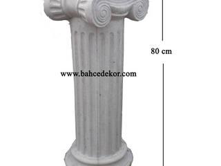 BAHÇE DEKOR Beton Bahçe Elemanları ve Gıda San. Tic. Ltd. Şti. Balcones y terrazasAccesorios y decoración