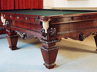 The Fichera Snooker Table HAMILTON BILLIARDS & GAMES CO LTD ComedorMesas