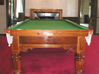 The Demarco Snooker/Pool Table HAMILTON BILLIARDS & GAMES CO LTD ComedorMesas
