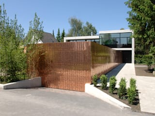Früh Architekturbüro ZT GmbH Casas modernas