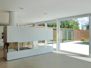 Früh Architekturbüro ZT GmbH SoggiornoCamini & Accessori