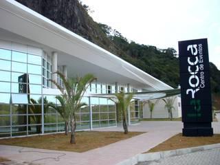 Mascarenhas Arquitetos Associados Centro congressi moderni