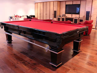 Ojjeh Snooker/Pool Table HAMILTON BILLIARDS & GAMES CO LTD ComedorMesas