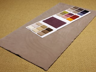 Alfombra de lana a medida. Modelo Adriana.:  de estilo  de Mundoalfombra