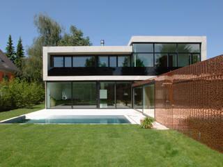 Früh Architekturbüro ZT GmbH 現代房屋設計點子、靈感 & 圖片