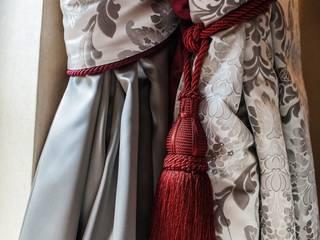 Pracownia projektowa Atelier Lillet Windows & doors Curtains & drapes