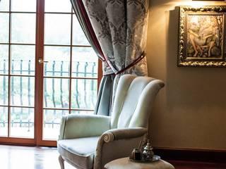 Pracownia projektowa Atelier Lillet Classic style bedroom
