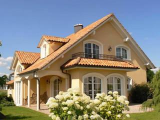 Rimini Baustoffe GmbH Mediterranean style house