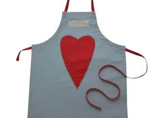 Drewniany Guzik CocinaAccesorios y textiles
