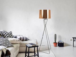 Lampadaire MARQUISE par LUZ EVA Moderne
