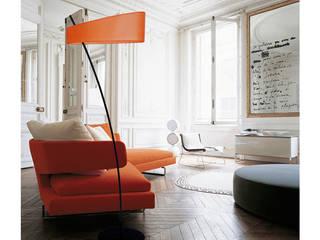 Lampadaire GROOVY par LUZ EVA Moderne