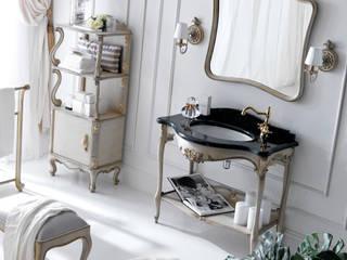 Arredobagno: Bagno in stile in stile classico di Silvanogrifoni