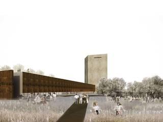 Музеи в . Автор – GOOA|GLOBAL OFFICE OF ARCHITECTURE , Модерн