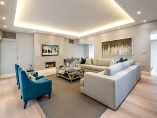 Project 9 Wilton Mews de Flairlight Designs Ltd Moderno