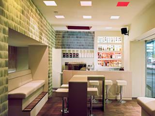 Lokal in Wien:  Gastronomie von Architekt Adrian Tscherteu