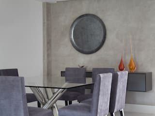 Столовые комнаты в . Автор – Amanda Miranda Arquitetura