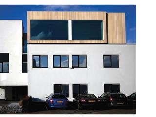 CM exterieur 03:  Kantoorgebouwen door atelier2architecten