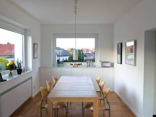 Столовая комната в классическом стиле от Karl Kaffenberger Architektur | Einrichtung Классический